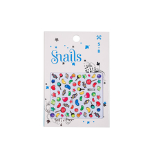 Nail Stickers - Candy Blast