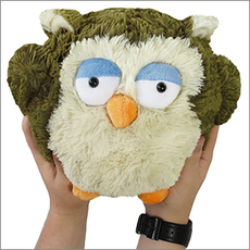 Mini Squishable Owl