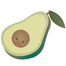 Micro Squishable Avocado