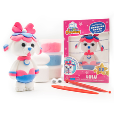 Air Dough Collectibles- Lulu Dog