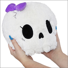Mini Squishable Cute Little Skull