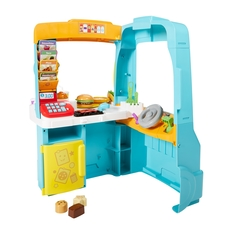 Fisher-Price - Laugh & Learn Servin' Up Fun Food