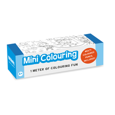 Mini Colouring Roll