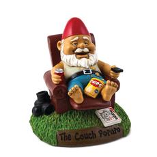 Couch Potato Gnome
