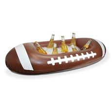 Giant Inflatable Football Beverage Cooler
