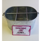 Piggy Paint Metal Bucket Display (free product offset)