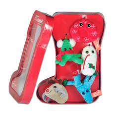 Christmas Stocking Mini Micobe Box