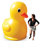 Gigantic Inflatable Rubber Duckie
