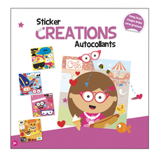 Sticker Creations - Funny Faces