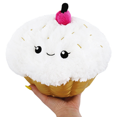 Mini Squishable Golden Cupcake Special Edition