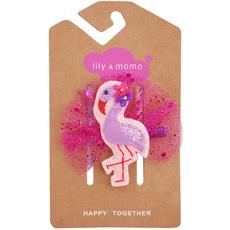 Tulle Flamingo
