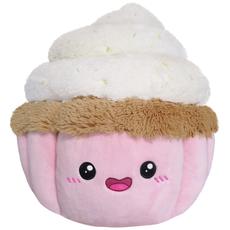Comfort Food Vanilla Swirl Cupcake