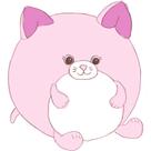Mini Pink Kitty