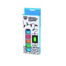 USB Christmas lights (iPhone charger)