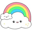 Squishable Rainbow