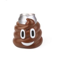 Poop Emoji Kooler