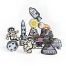 Lunar Lander Balance Game