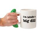 I'm the Big Dill Pickle Mug