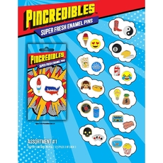 Pincredibles- Counter 36pc Assortment 1