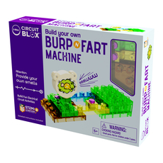 Build Your Own Burp 'N Fart Machine