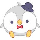 Mini Squishable Fancy Penguin