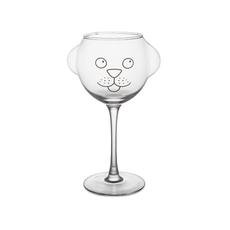 Dog Wine Glass