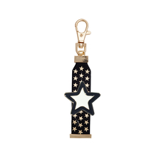 Black Star Zipper Pull - Combo #1