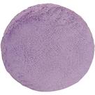 Comfort Food Purple Macaron
