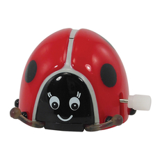 Roll Over Ladybug Wind-ups