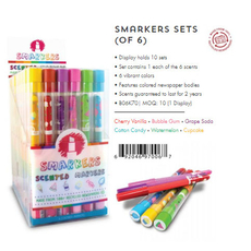 Smarkers Sets (of 6)