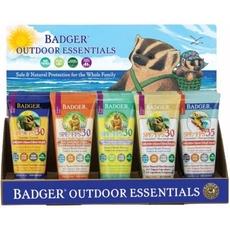 Badger Counter Display