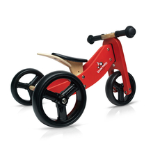 Red Tiny Tot Convertible Bike