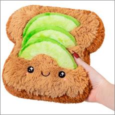 Mini Comfort Food Avocado Toast