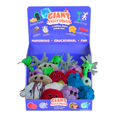 Giant Microbes Bundle - PG13