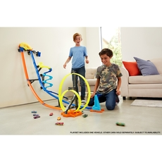 Hot Wheels - Track Builder Vertical Launch Kit
