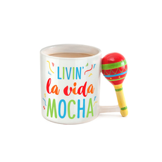 The Vida Mocha Coffee Mug