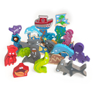 Ocean A to Z Puzzle and Playset