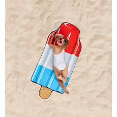 Giant Ice Pop Beach Blanket
