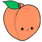Comfort Food Peach