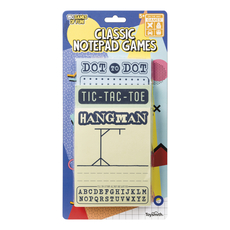 Classic Notepad Games
