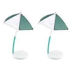The Cocktail Umbrella and Coaster Set (2pk)
