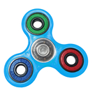 Spinners glow in the dark