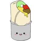 Comfort Food Burrito