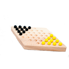 Chinese Checkers (for 2)