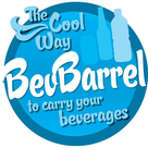Bev Barrel 12pc Counter Display