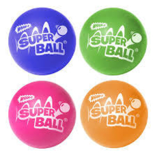 SuperBall Colours