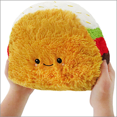 Mini Squishable Taco