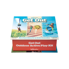 Waboba Get Out Play Pack (Moon Surf and Flyer in Box)