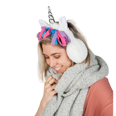 Unicorn Earmuffs