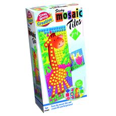 Sticky Mosaic Tiles